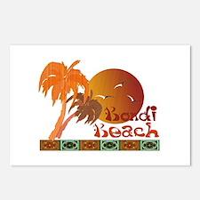 Bondi Beach Postcards (Package of 8)