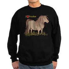 I Love Ponies Sweatshirt