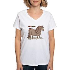 I Love Ponies Shirt