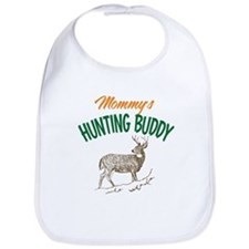 Mommy's Hunting Buddy Bib