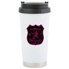 Didgeridoo Diva League Travel Mug
