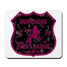 Didgeridoo Diva League Mousepad