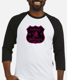 Didgeridoo Diva League Baseball Jersey