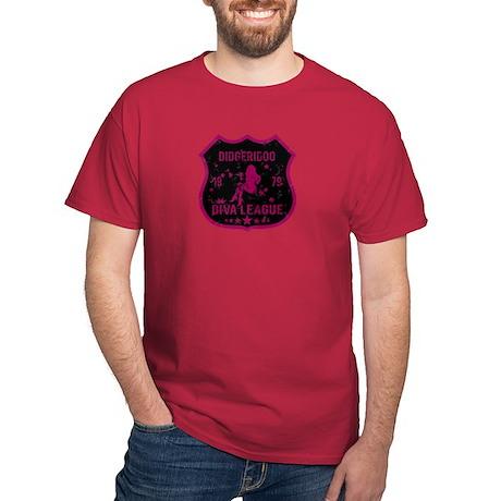 Didgeridoo Diva League Dark T-Shirt
