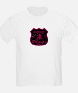 Didgeridoo Diva League T-Shirt