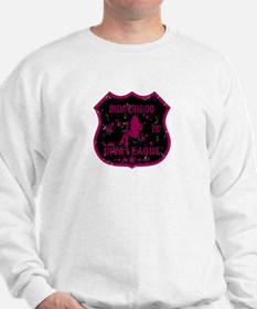 Didgeridoo Diva League Sweatshirt