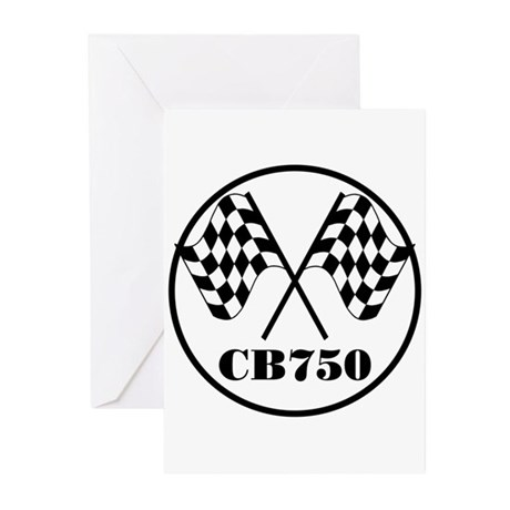 CB750 Greeting Cards (Pk of 10)