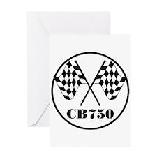 CB750 Greeting Card