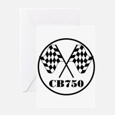 CB750 Greeting Card
