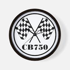 CB750 Wall Clock