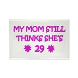 Funny 30th birthday Stickers & Flair