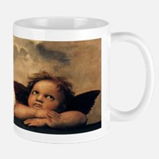 Angels by Raphael Mug