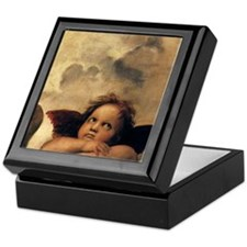 Angels by Raphael Keepsake Box