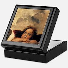 Angels by Raphael Keepsake Box