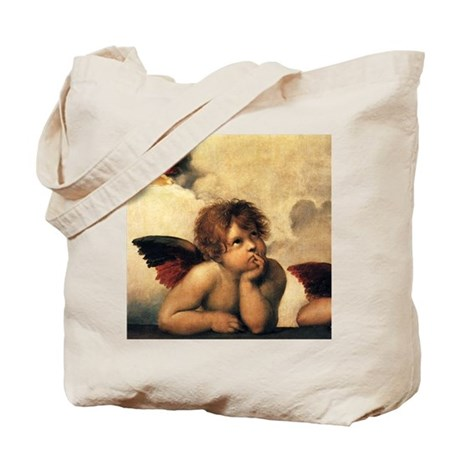 Angels by Raphael Tote Bag