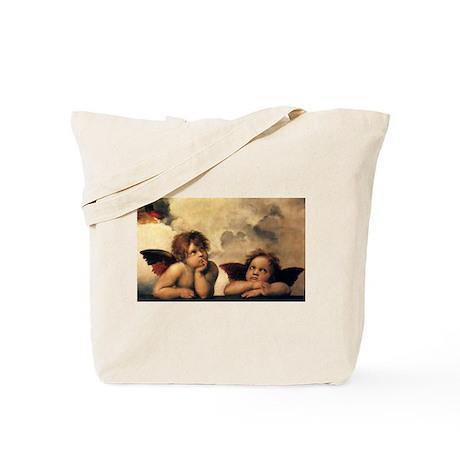 Angels by Raphael Tote Bag