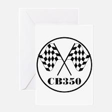 CB350 Greeting Card