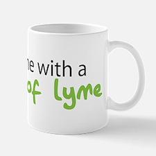 Twist of Lyme Mug
