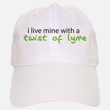 Twist of Lyme Baseball Baseball Cap