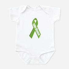 Lyme Disease Ribbon Infant Bodysuit
