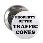 Traffic Cones Property. Button