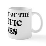 Traffic Cones Property. Mug