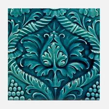 Art Nouveau Wall Tile or Coaster