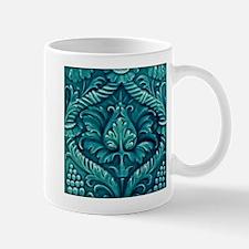 Art Nouveau Wall Tile Coffee Mug