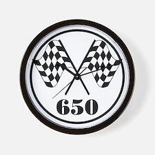 650 Wall Clock