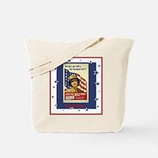 WAC Tote Bag