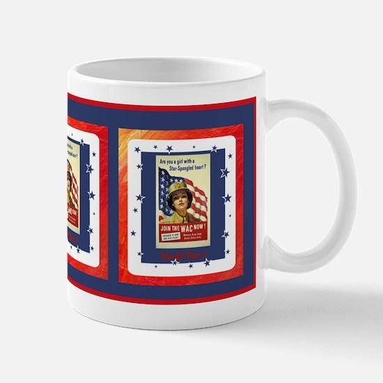 WAC Mug