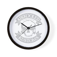 Airkooled Circular Logo Wall Clock
