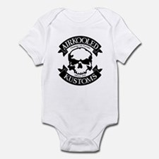 Airkooled Circular Logo Infant Bodysuit