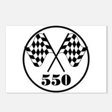 550 Postcards (Package of 8)