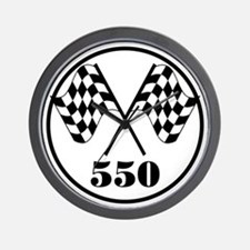 550 Wall Clock
