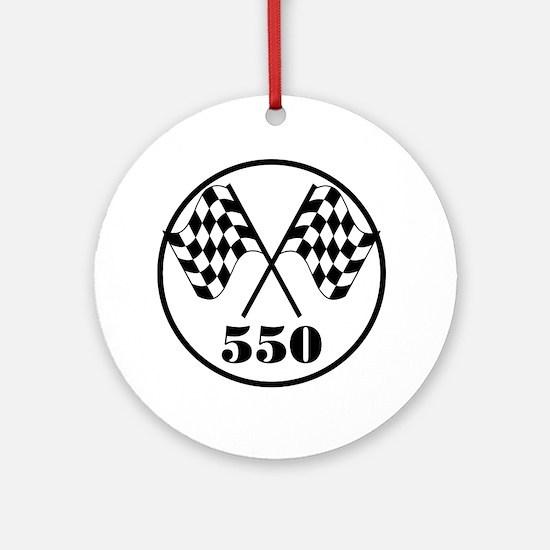 550 Ornament (Round)