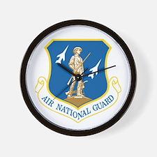 Air Guard Wall Clock