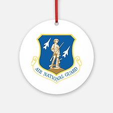 Air Guard Ornament (Round)