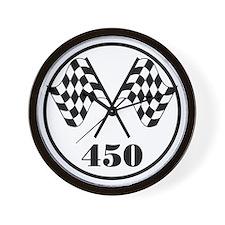 450 Wall Clock