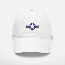 US USAF Aircraft Star Baseball Baseball Cap