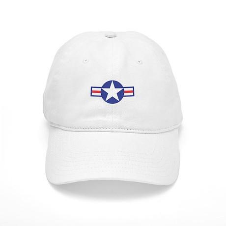 US USAF Aircraft Star Cap