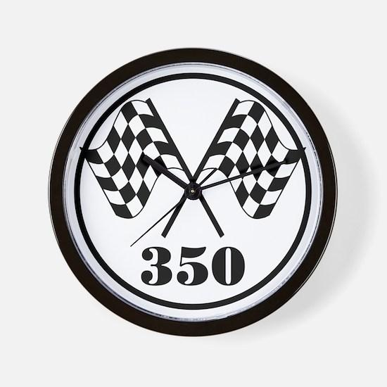 350 Wall Clock