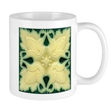 Art Nouveau Wall Tile Coffee Mug