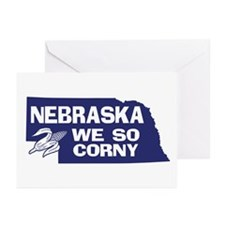Nebraska Greeting Cards (Pk of 10)