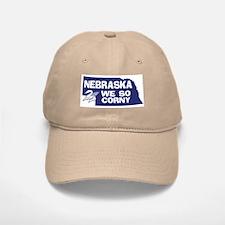 Nebraska Baseball Baseball Cap