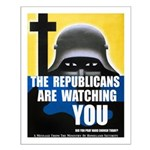 The GOP Is Watching! Small Poster