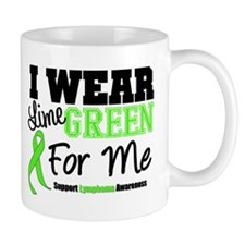 IWearLimeGreen For Me Mug