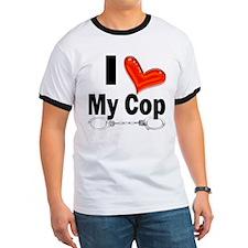 I love My Cop T