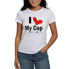 I love My Cop Tee