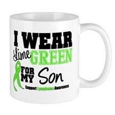 IWearLimeGreen Son Mug
